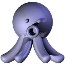 章鱼 玩偶卡通00728新