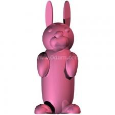 兔子 玩偶卡通00681新