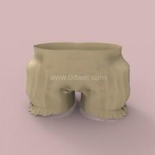 041短裤