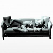 01沙发少女