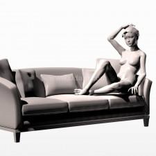 15沙发少女