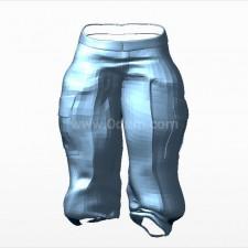 003短裤