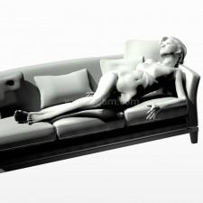 39沙发少女