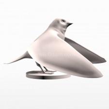 06麻雀 鸟类 动物 3D模型
