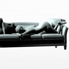 06沙发少女