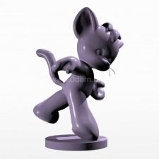 03卡通小熊 3d模型