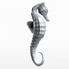 寻 海马 鱼类 动物 3d模型