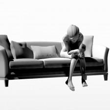 23沙发少女