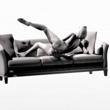 26沙发少女