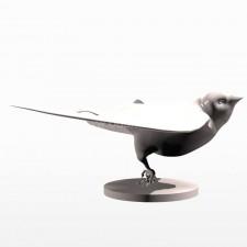 05麻雀 鸟类 动物 3D模型