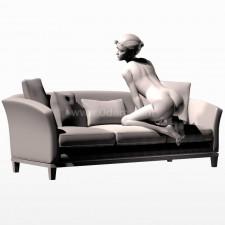 09沙发少女