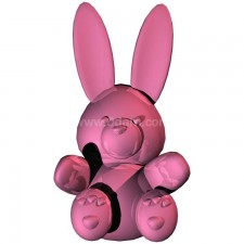 兔子 玩偶卡通00693新
