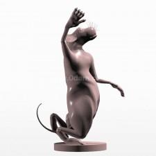 03卡通鼠 3d模型