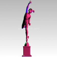 雕塑00034新