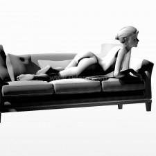24沙发少女