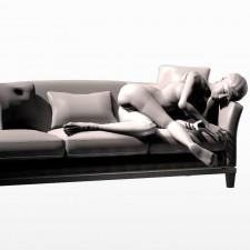 11沙发少女
