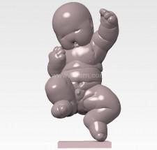 呐喊 3D建模
