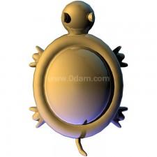 龟 玩偶卡通00709新