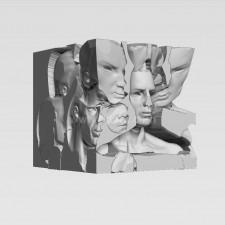 变脸 3D建模