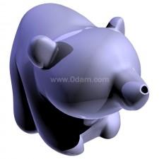 熊 玩偶卡通00625新