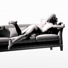 32沙发少女