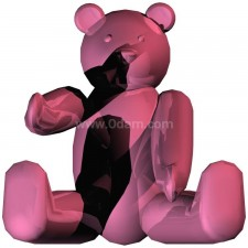 小熊 玩偶卡通00669新