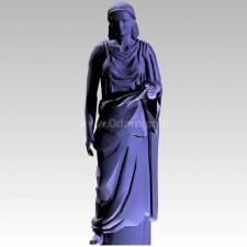 雕塑00044新