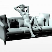 07沙发少女