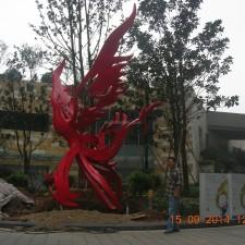 专业的雕塑制作、加工、安装